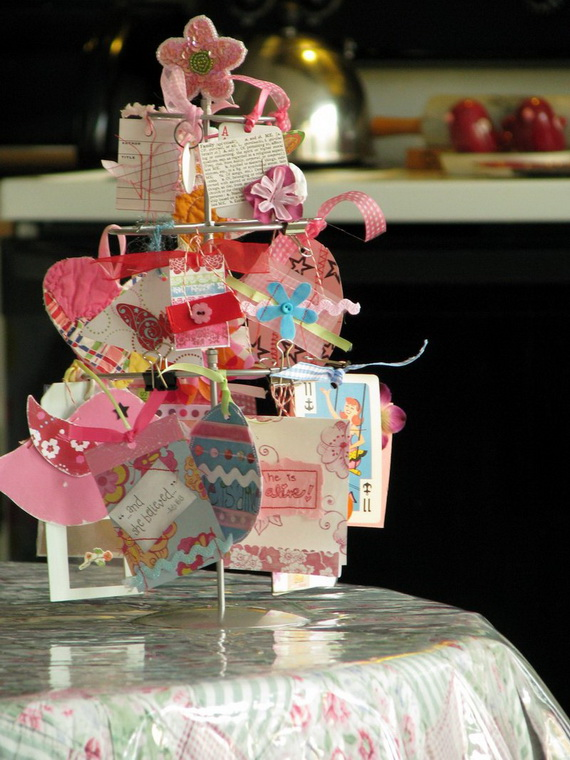 Amazing- &-Easy- Homemade- Valentine's- Day -Centerpieces- Ideas _34