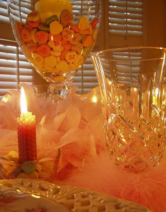 Amazing- &-Easy- Homemade- Valentine's- Day -Centerpieces- Ideas _76