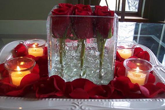 Amazing Easy Homemade Valentine S Day Centerpieces Ideas 80