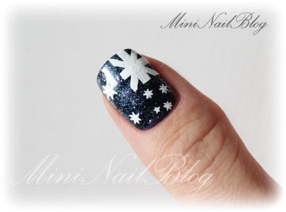 Australia Day Nail Art _15
