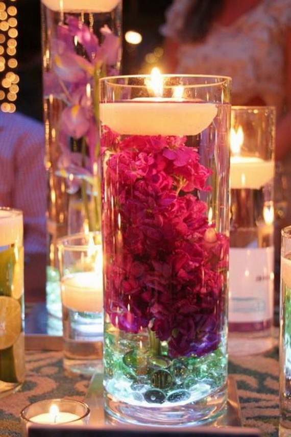 Beautiful- and -Romantic- Candle - Decorations- for- Valentine's- Day_11