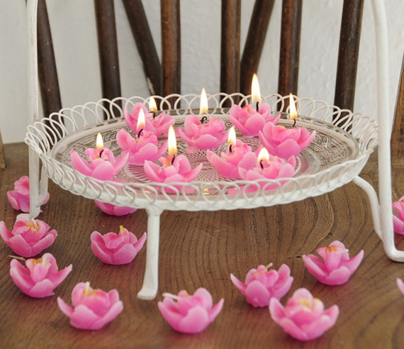 Beautiful- and -Romantic- Candle - Decorations- for- Valentine's- Day_21