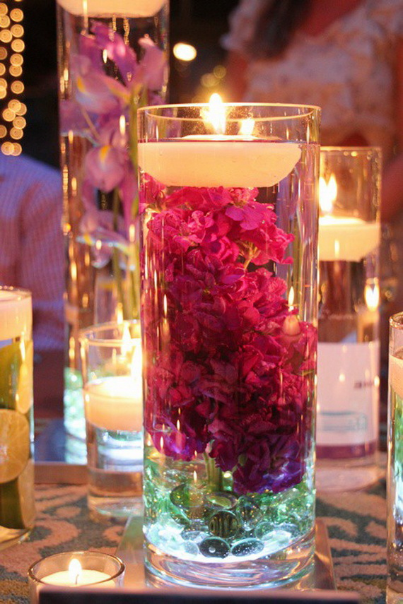 Beautiful- and -Romantic- Candle - Decorations- for- Valentine's- Day_43