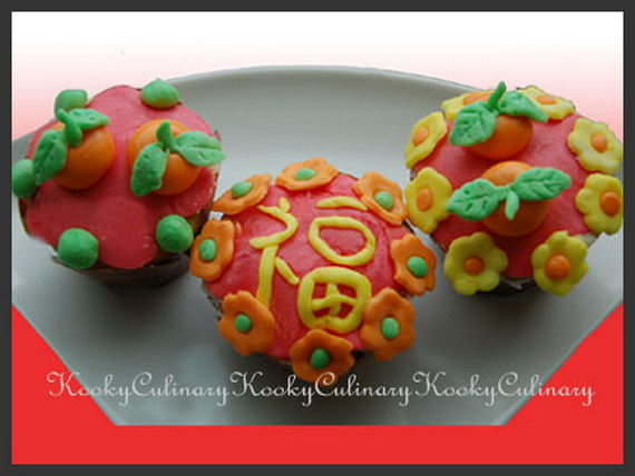 Chinese New Year Cupcake Designs for 2013 _11