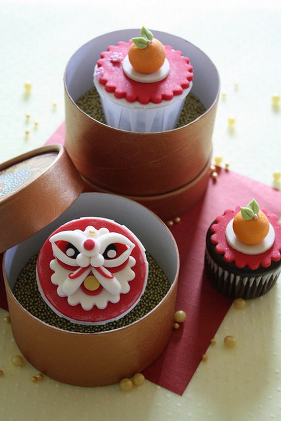 Chinese New Year Cupcake Designs for 2013 _25