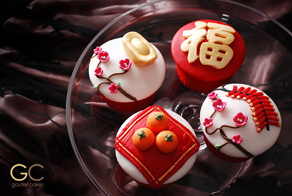 Chinese New Year Cupcake Designs for 2013 _35