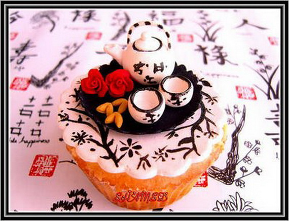 Chinese New Year Cupcake Designs for 2013 _37