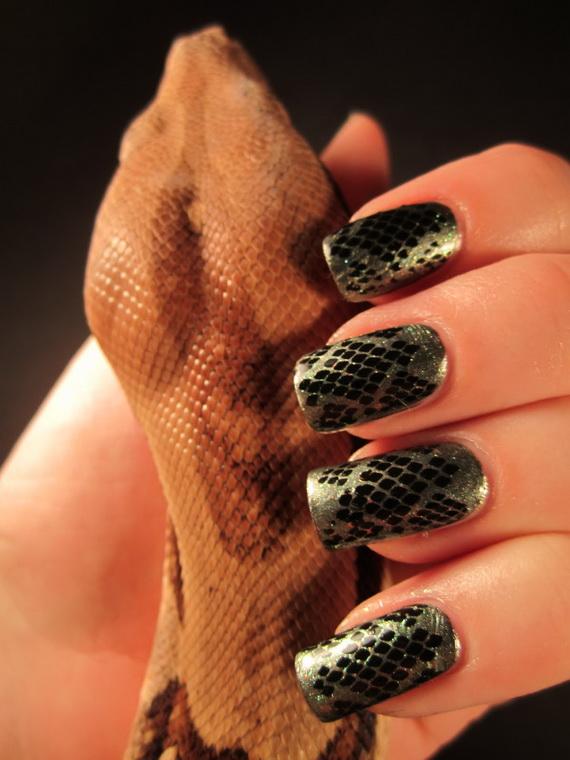Chinese New Year Nail Art Design 2013_07