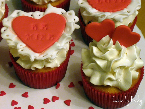 Easy- Valentine's Day- Cupcakes- Decorating- Ideas__06