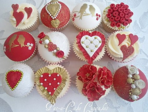 Easy- Valentine's Day- Cupcakes- Decorating- Ideas__69