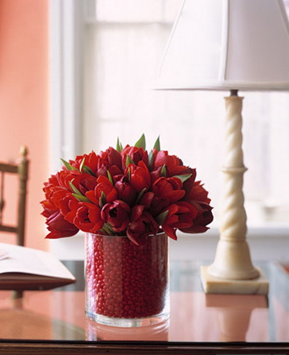 Gorgeous- Flower- Decoration- Ideas -for- Valentine's- Day_37