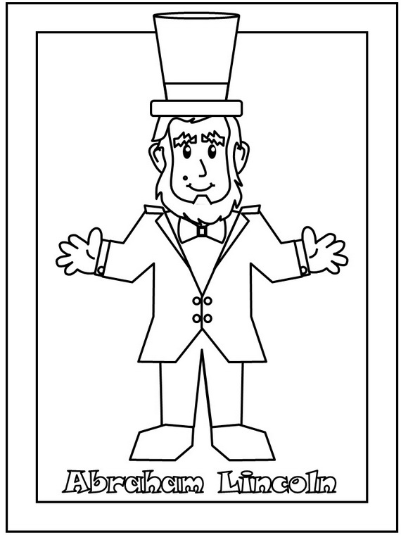 President's- Day- Coloring -Pages- and- Pintables for-- Kids_19