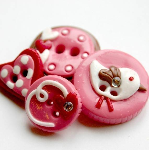 Romantic-Handmade-Polymer-Clay-Valentines-From-The-Heart_08