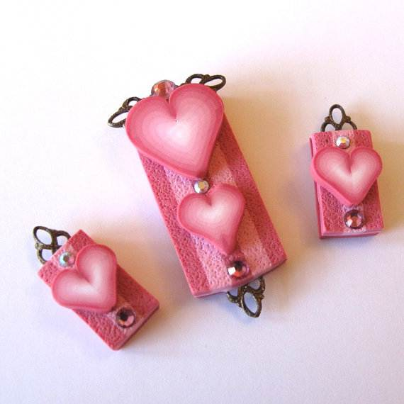 Romantic-Handmade-Polymer-Clay-Valentines-From-The-Heart_38