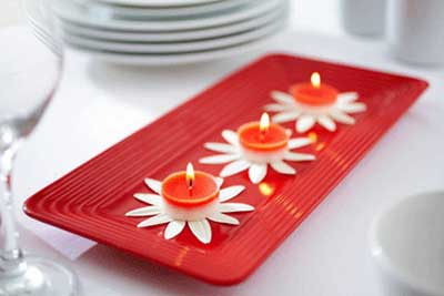 Unique, Elegant and Impressive Romantic Valentine's Day Table Settings