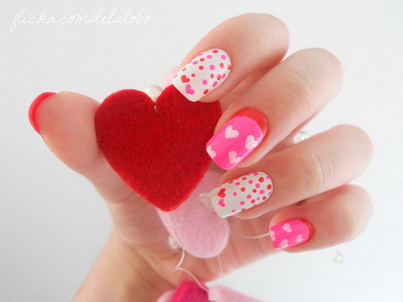 Valentine's Day Nail Designs_11
