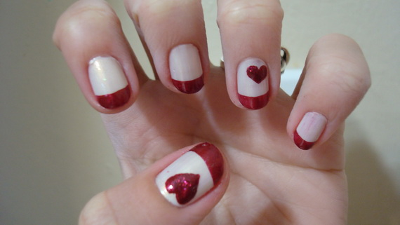 Valentine's Day Nail Designs_14
