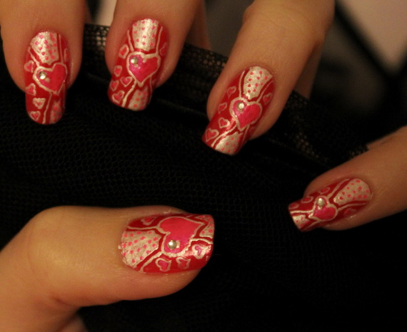 Valentine's Day Nail Designs_20