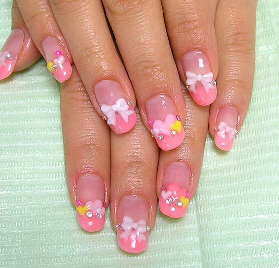 Valentine's Day Nail Designs_33