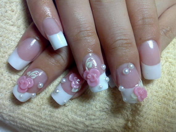 Valentine's Day Nail Designs_35
