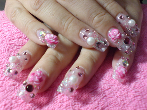 Valentine's Day Nail Designs_36