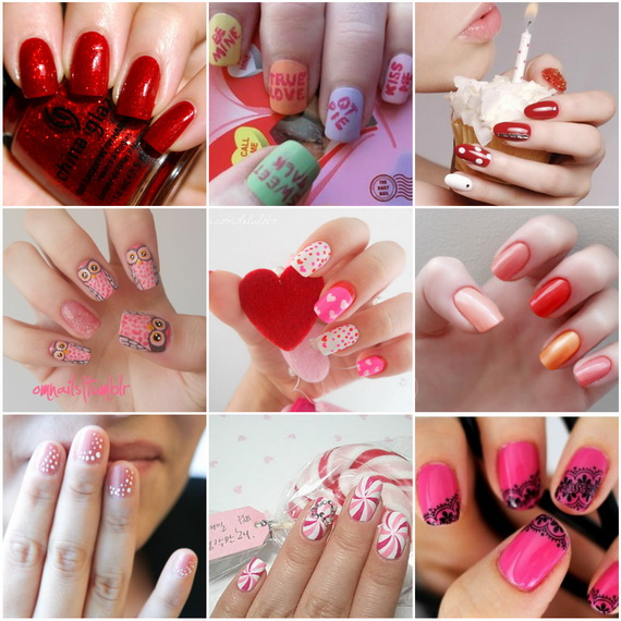 Valentine's Day Nail Designs_44