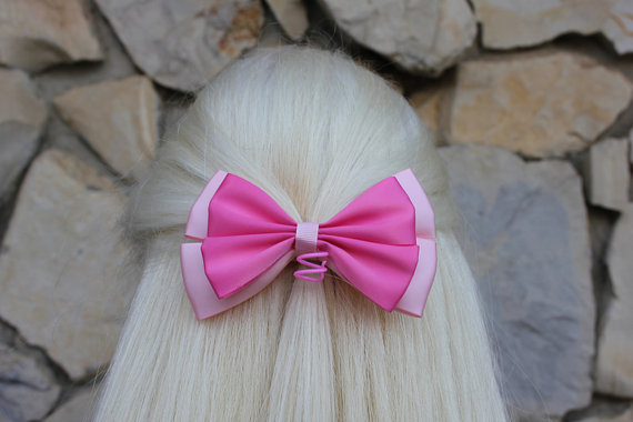 Winnie the Pooh Elegant Hair Bows For Girls _19