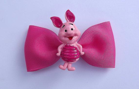Winnie the Pooh Elegant Hair Bows For Girls _22