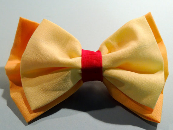 Winnie the Pooh Elegant Hair Bows For Girls _29