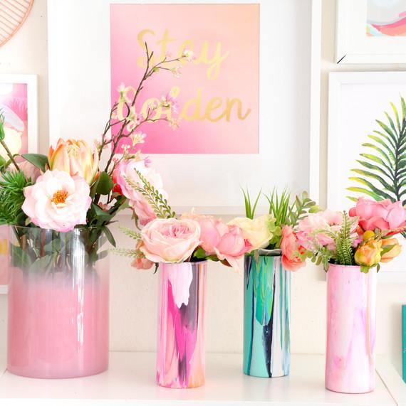 Amazing & Easy Homemade Valentine\'s Day Centerpieces Ideas ...