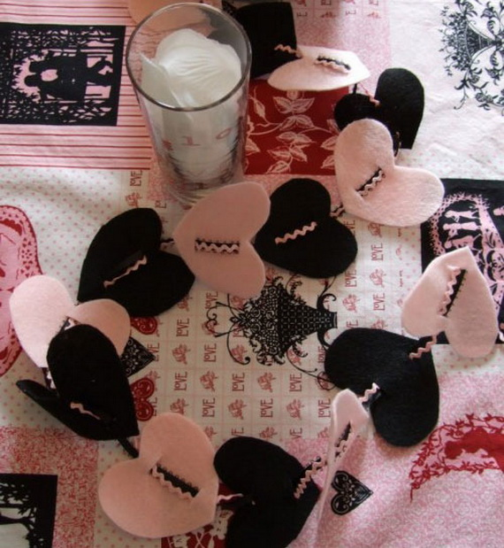 60-Cool -and -Beautiful- Valentine- Table -Decorating- Ideas _03