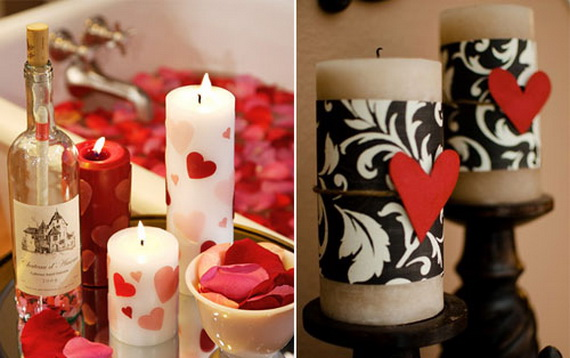 60-Cool -and -Beautiful- Valentine- Table -Decorating- Ideas _05