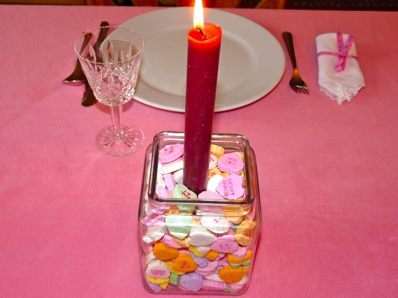 60-Cool -and -Beautiful- Valentine- Table -Decorating- Ideas _17