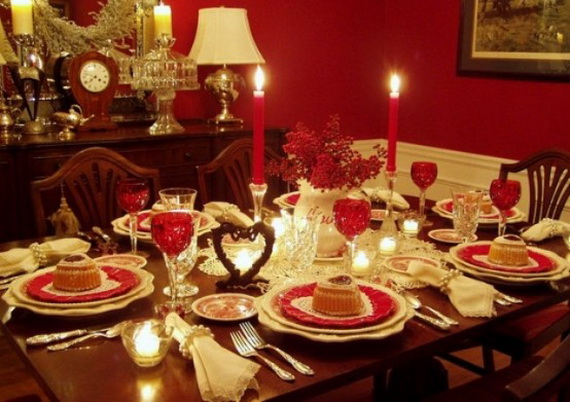 60-Cool -and -Beautiful- Valentine- Table -Decorating- Ideas _42