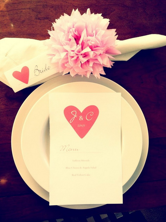 60-Cool -and -Beautiful- Valentine- Table -Decorating- Ideas _43
