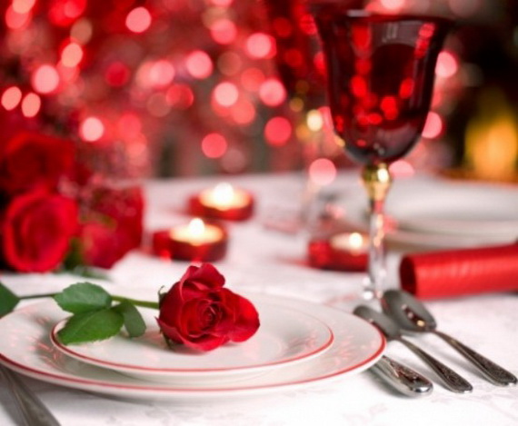 60-Cool -and -Beautiful- Valentine- Table -Decorating- Ideas _57