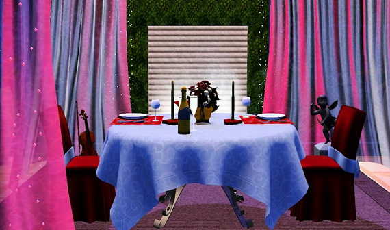 60-Cool -and -Beautiful- Valentine- Table -Decorating- Ideas _65