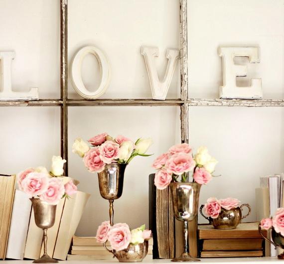 65 -Gorgeous- Valentine's- Day- Mantel- Décor- Ideas_16
