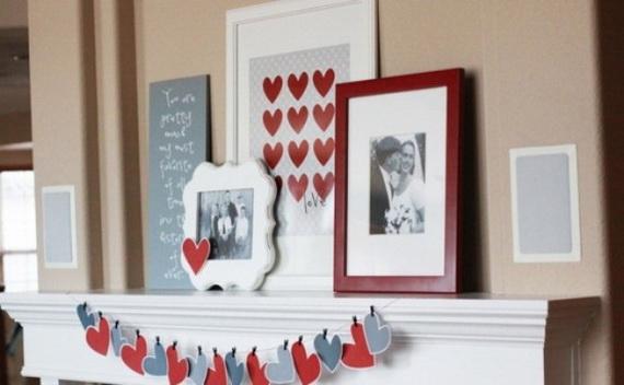 65 -Gorgeous- Valentine's- Day- Mantel- Décor- Ideas_45