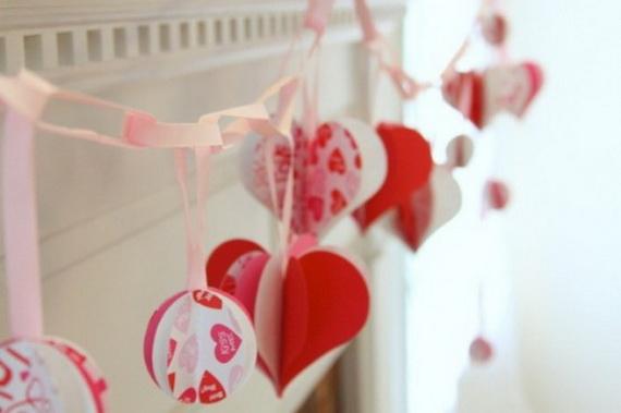 65 -Gorgeous- Valentine's- Day- Mantel- Décor- Ideas_52