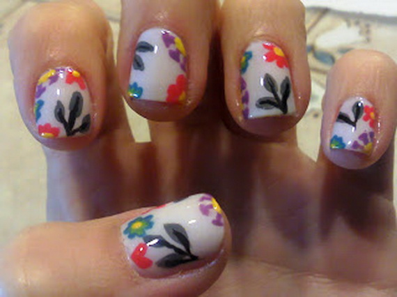 Adorable -Spring & Easter- Nail- Art- Ideas_01