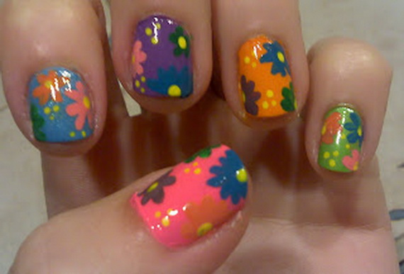 Adorable -Spring & Easter- Nail- Art- Ideas_02