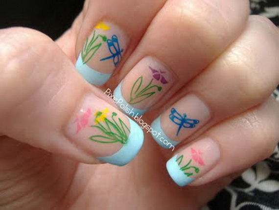 Adorable -Spring & Easter- Nail- Art- Ideas_06