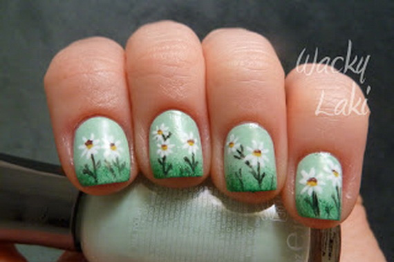 Adorable -Spring & Easter- Nail- Art- Ideas_08