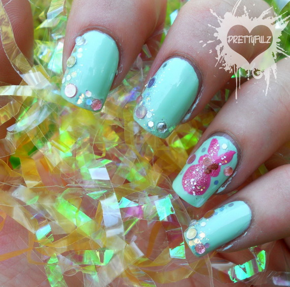 Adorable -Spring & Easter- Nail- Art- Ideas_12