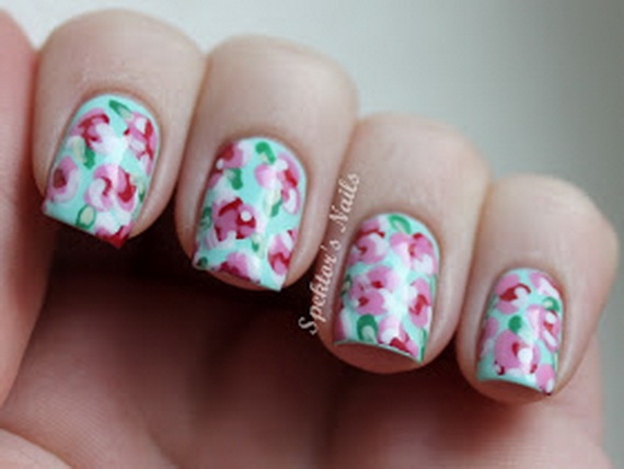 Adorable -Spring & Easter- Nail- Art- Ideas_13