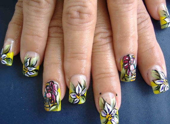 Adorable -Spring & Easter- Nail- Art- Ideas_19