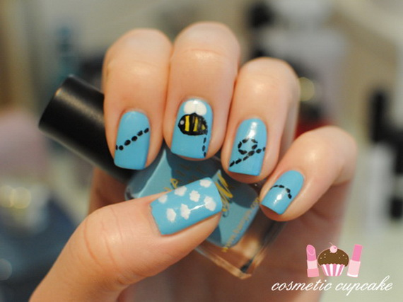 Adorable -Spring & Easter- Nail- Art- Ideas_25