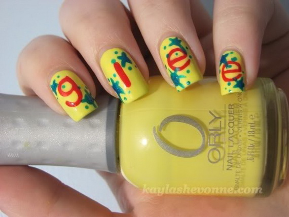Adorable -Spring & Easter- Nail- Art- Ideas_26