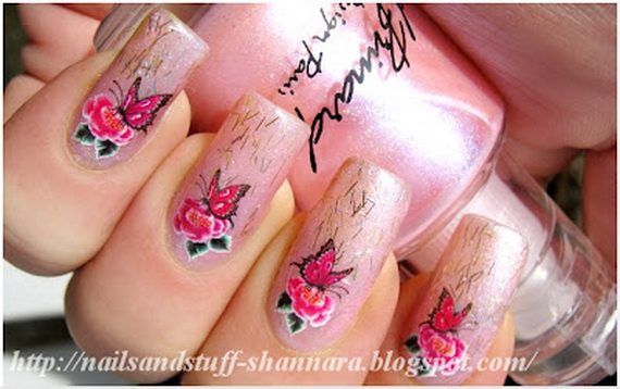 Adorable -Spring & Easter- Nail- Art- Ideas_27